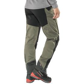 Lundhags Makke - Pantalon long Homme - Short olive